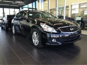 2013 Infiniti G37x AWD/LEATHER/SUNROOF/BACKUP CAM
