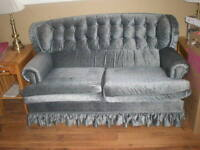 Great Christmas Gift Blue Love Seat