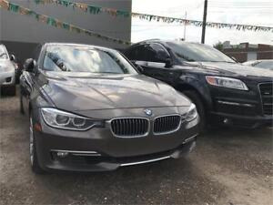 2013 BMW 328I XDRIVE AWD ---$0 DOWN FINANCING, 100% APPROVED