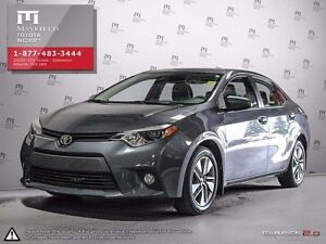 2014 Toyota Corolla LE ECO Upgrade