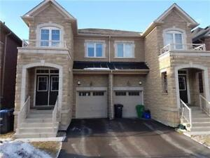 GORGEOUS 4 Bedroom SemiDetached House @BRAMPTON $734,999 ONLY