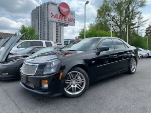 2005 Cadillac CTS-V ~ 400hp ~ 6 Speed Manual ~ Certified