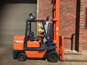 Toyota 4.5t Cusion Tyre Forklift Clayton South Kingston Area Preview