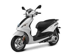 2014 Piaggio Fly 150 3V Scooter