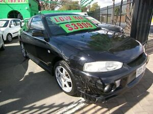 2003 Mitsubishi Lancer CE GLi Brilliant Black 5 Speed Manual Nailsworth Prospect Area Preview