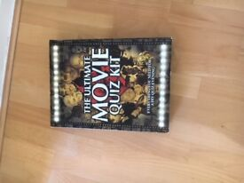5 quiz games, incl 3 Scene It DVD games All in excellent condition. Most unused.