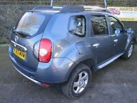Dacia Duster 1.5 dCi 110 Laureate 5dr (grey) 2013