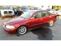 2002 VOLVO S40-SEULEMENT 880$!