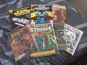 Buying All Comic Books, Toys, Video Games & Magazine - CASH