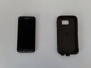 Samsung Galaxy S6 (Telus) + accessories (case, charger, etc.)