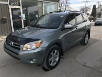 2007 Toyota RAV4 Limited AWD SUV only 108,000 k $12,900 Winnipeg Manitoba Preview
