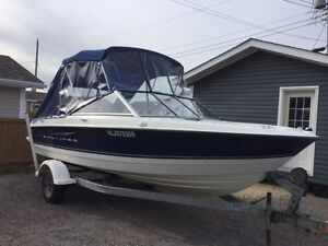 19.5' Bayliner for sale