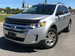 2011 Ford Edge $11295 FWD Carproof clean