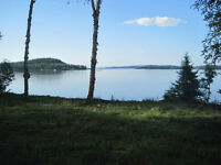 Camp for Rent Lake Superior Pine Bay Lot for Rent (Memory Road)
