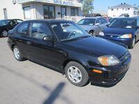 2004 Hyundai Accent (GARANTIE 1 ANS INCLUS) GS