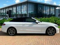2021 Mercedes-Benz C Class C200 Amg Line Edition Premium 2Dr 9G-Tronic Auto Cabr