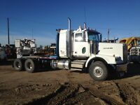 2006 Western Star T/A Sleeper Winch Truck - CERTIFIED