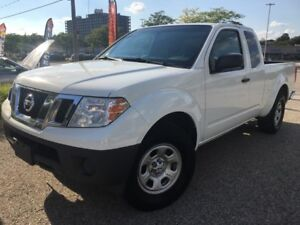 2014 Nissan Frontier SV RWD