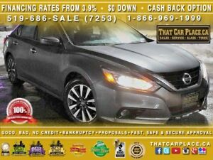2016 Nissan Altima 2.5 S - Voice Recognition - 6 speaker stereo