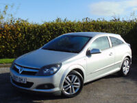 VAUXHALL ASTRA 1.4 SXI 3d (silver) 2007