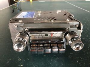 THUNDERBIRD AM-FM Radio 1965/1966: