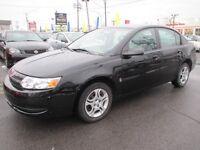 2004 Saturn Ion (GARANTIE 1 ANS INCLUS) Midlevel