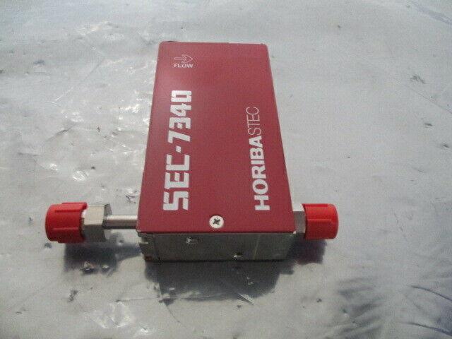 Horiba Stec, SEC-7340M, Mass Flow Controller, 5 SLM N2, 421973