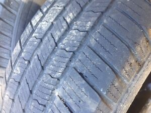 265/70 R17 Michelin Tires