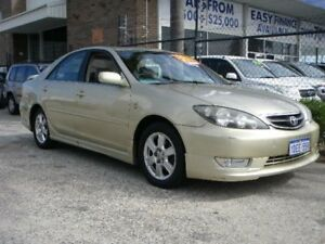 2005 Toyota Camry MCV36R Upgrade Azura Gold 4 Speed Automatic Sedan Wangara Wanneroo Area Preview