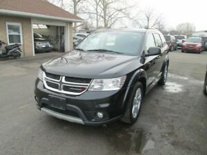 2012 Dodge Journey SXT & Crew 7 RIDER 6 CYL