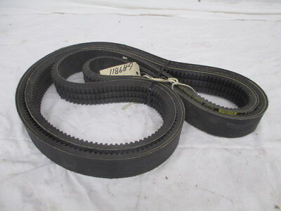 Kinze V-belt Set Of 2 Ga9811