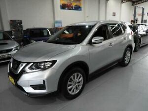 2018 Nissan X-Trail T32 Series II ST Wagon 7st 5dr X-tronic 7sp 2WD 2.5i Silver Constant Variable Pendle Hill Parramatta Area Preview