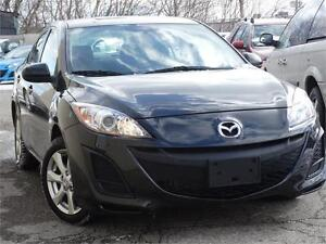 2011 Mazda Mazda3 GX with safety and e-test