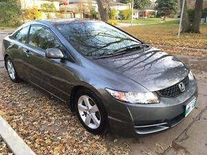2010 Honda Civic  Coupe Sunroof* Safetied! REDUCED, MUST SELL!