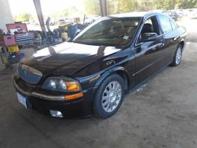 Radiator Core Support Fits 02-06 LINCOLN LS 557156