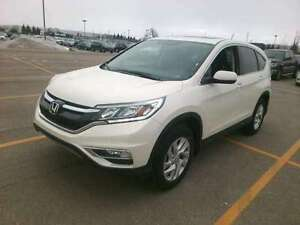 2016 Honda CR-V EX SUV, AWD -P.S.T paid