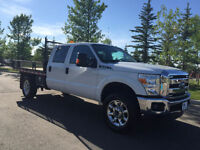 2013 Ford F-350 XLT w/ Flat Deck Other