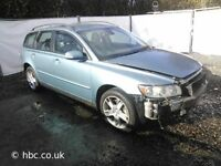 Volvo V50 2.5 2006 For Breaking