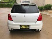 2010 Suzuki Swift RS416 Sport Hatchback 5dr Man 5sp 1.6i White Manual Hatchback Villawood Bankstown Area Preview