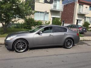 """2007 INFINITI G35X- automatic- IMPECABLE*** MAGS 20"""" - WAW- 6000"""