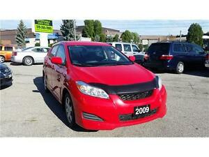 2009 Toyota Matrix XR - Price change