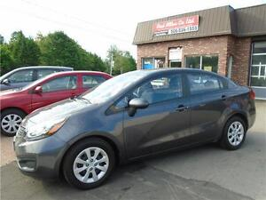 2014 Kia Rio auto,heated seat,ac,blue tooth,hands free and more