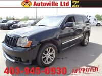 2008 Jeep Grand Cherokee SRT8 LEATHER CAM DVD $24488