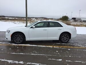 2015 Chrysler 300-Series S  AWD Sedan