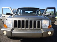2006 Jeep Commander LUXURY.***3..7L V6***LEATHER-SUNROOF