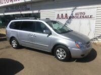 2008 Kia Sedona LX FWD QUAD. CAPTAIN CHAIRS  ! Edmonton Edmonton Area Preview