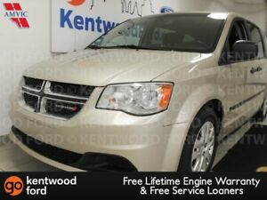 2015 Dodge Grand Caravan Canada Value Package FWD with rear clim