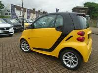 smart fortwo coupe PASSION MHD (yellow) 2014-07-31