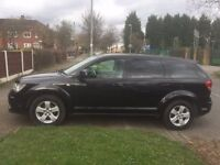 2009 Dodge Journey,2.0,Diesel,Automatic,7 Seater,77000 Miles