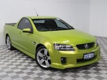 2007 Holden Commodore VE SS-V Green 6 Speed Automatic Utility Atwell Cockburn Area Preview